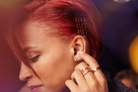 Bild: Im-Ohr-Hörgerät